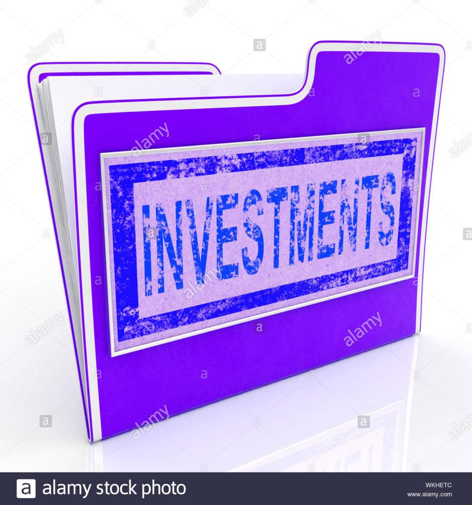 מה זה תיק השקעות